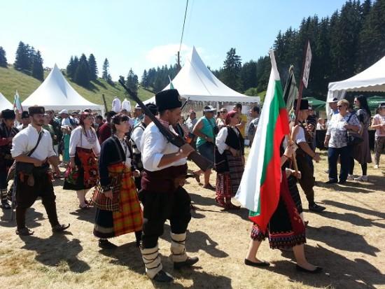 Родопско шествие на Рожен