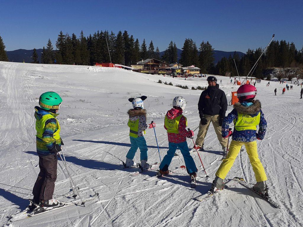 Про Лайн ски училище