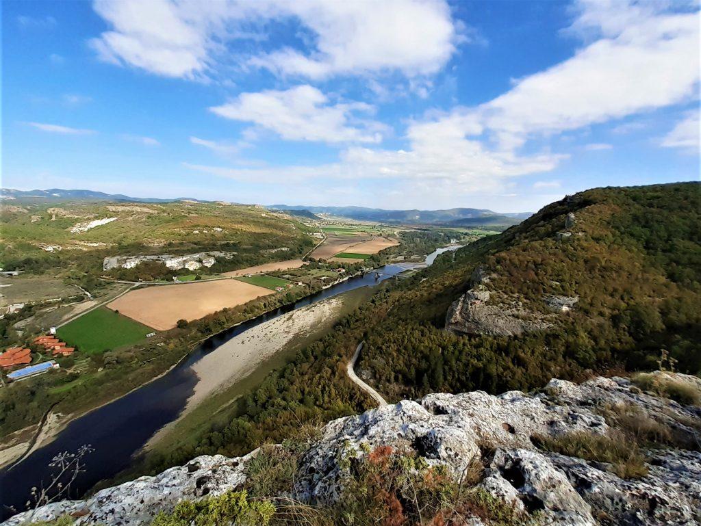 Панорама към Арда