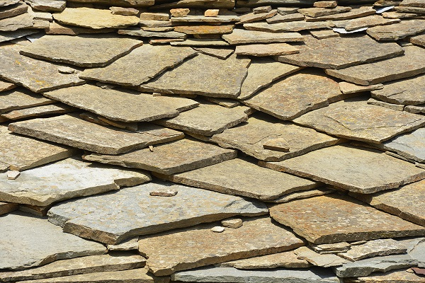 Каменен покрив
