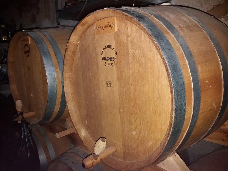 Вино от Поповец