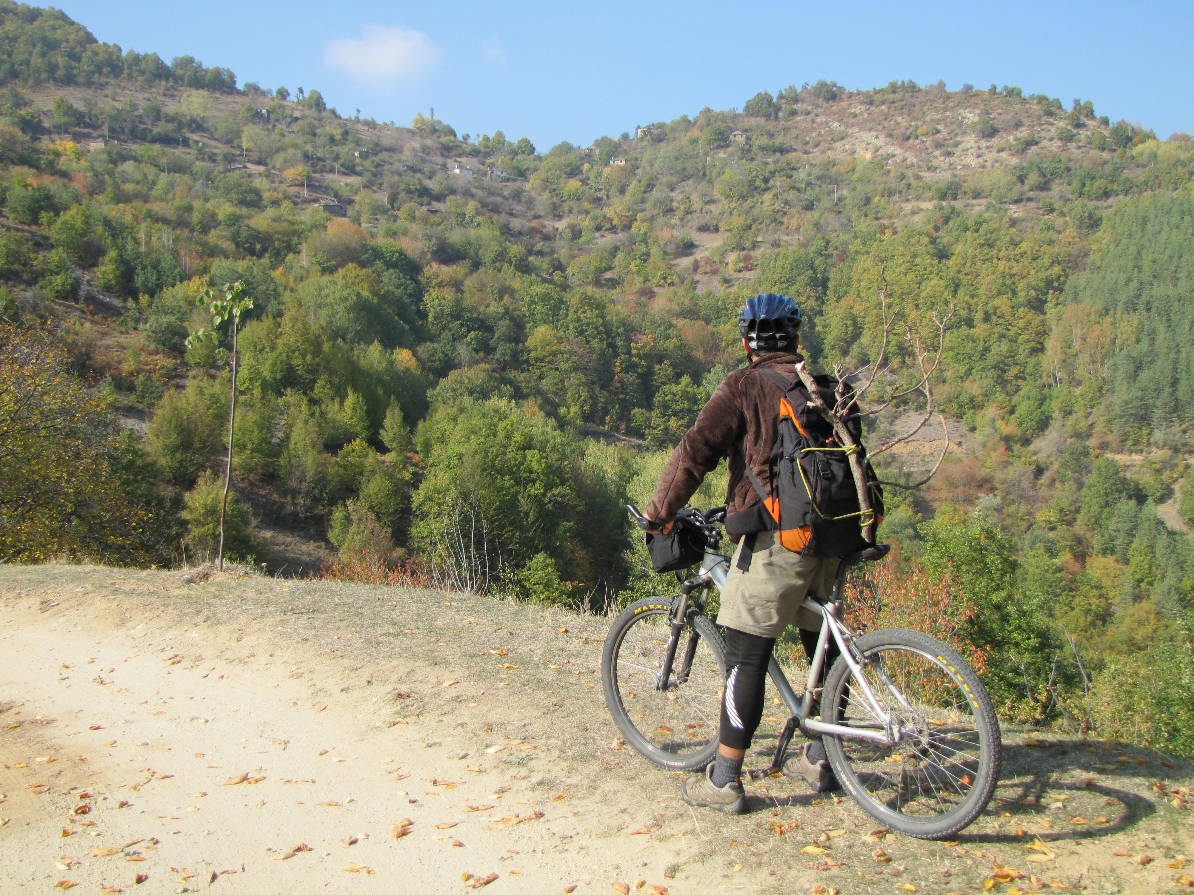 Вело в Родопите