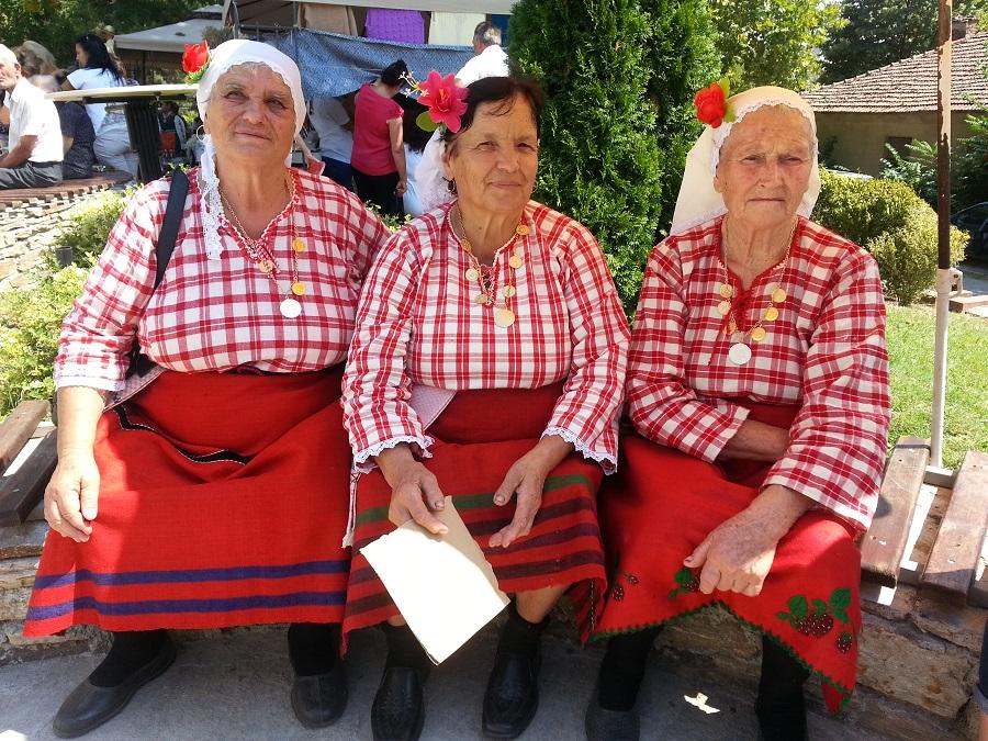 Жените на Ивайловград