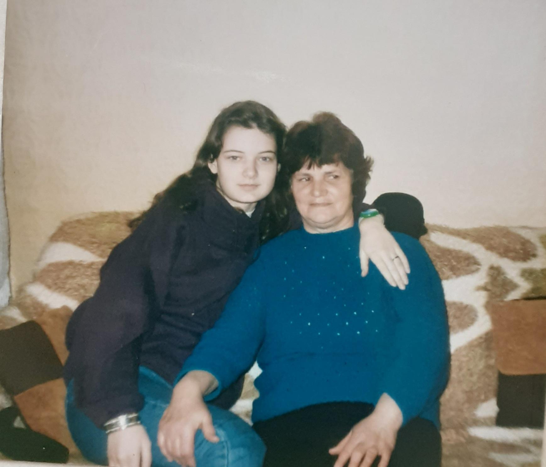 баба и аз