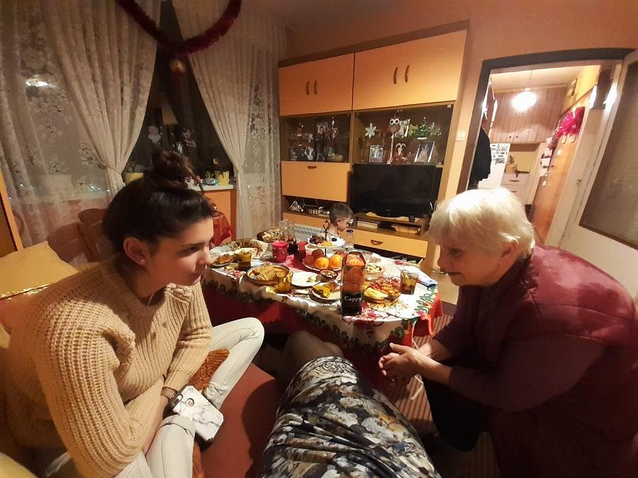 Баба и Габи