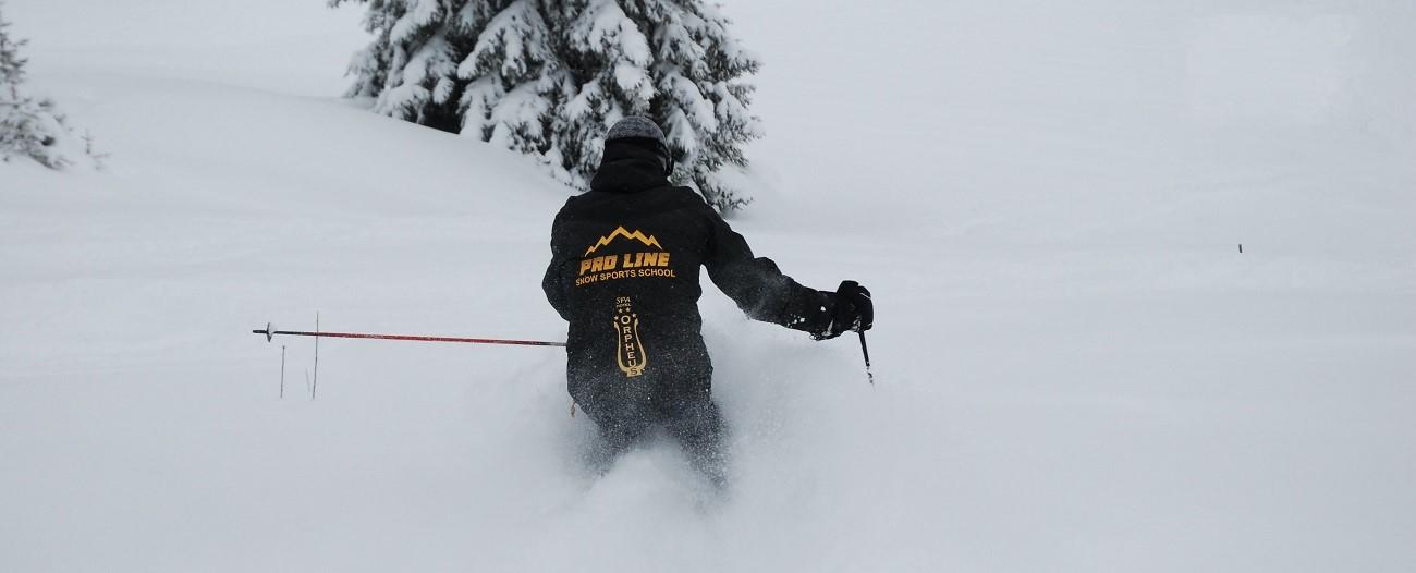 Pro Line ski school
